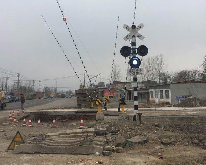 武钢工程平顶山道口6